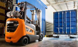 GC25S-9 Warehouse Application