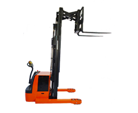 7 Series Electric Walkie Reach Stacker