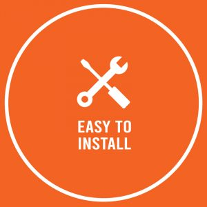 easy to install icon