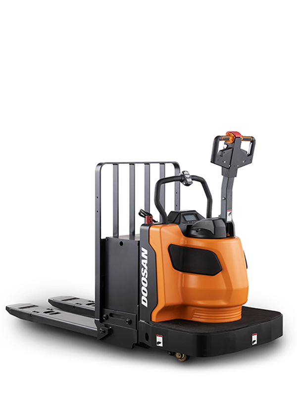 pallet stacker by doosan