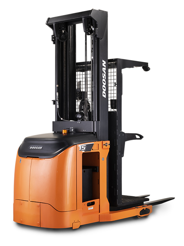 order picker by doosan