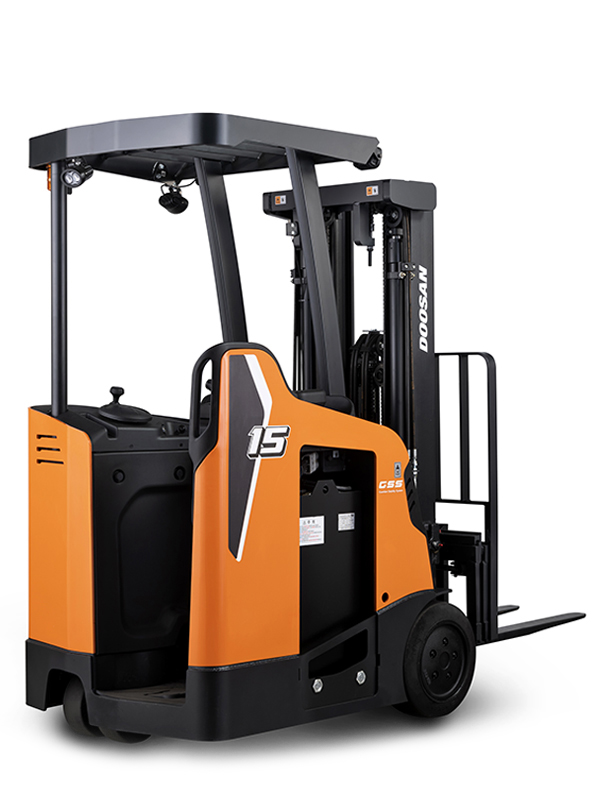 lift truck by doosan