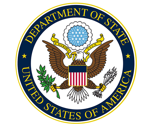 department of state USA logo
