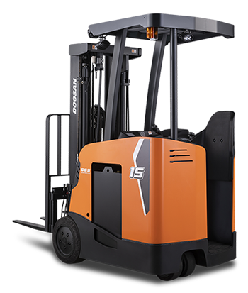forklifts by doosan