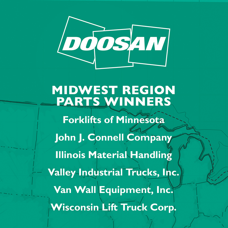Midwestern Region Parts Winners