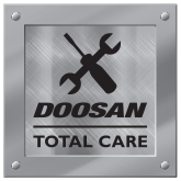 doosan total care logo